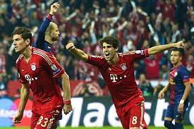 Maybe you would like to learn more about one of these? Bayern Munich 4 0 Barcelona Javi Martinez Fake Pressing Destroys The Blaugrana Bleacher Report Latest News Videos And Highlights
