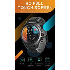 Đồng hồ thông minh Uonevic IP67, đồng hồ thể thao chống nước, dây tùy  chỉnh, thời gian chờ dài cho iOS, Android, Huawei