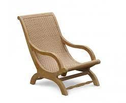 riviera garden lounge chair teak and