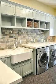 laundry room farmhouse sink style80