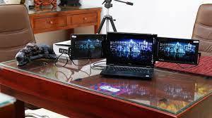 XEBEC TRI SCREEN - Màn hình Laptop 3 in 1 Chia màn hình làm việc chuyên  dụng trên Laptop - YouTube