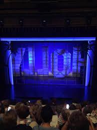Nederlander Theatre Section Mezzanine C Row G