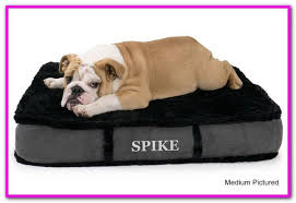 Pet Bed Size Chart Lands End Dog Bed Size Chart I Ordered This Bed For My