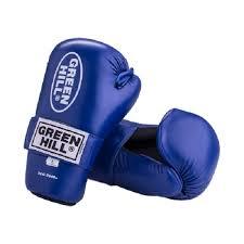 Купить <b>накладки для карате Green</b> Hill 7-contact SCG-2048c/а, к/з ...