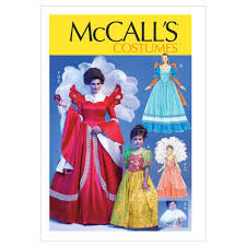 Mccalls Costume Patterns Mesmerizing McCall's Misses'Children'sGirls' Costumes Pattern M48 Size KID