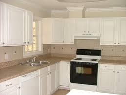 Houzz Kitchen Backsplash Choose Your Kitchen Backsplash With White Appliances Kitchen