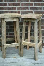 outdoor bar stool plans pallet bar stools bar stools