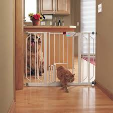 extra wide dog gate from carlson wide pet gates g89