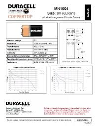 9v Battery Mah Chart Why Do 9 Volt Batteries Generally Cost More Money Compared