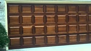 clopay faux wood garage doors. A Clopay Wood Garage Door In PlainfieldIL Beautiful Faux Stained Doors N