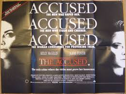 the accused the accused movie clip sexy sadi hd accused the  accused the original cinema movie poster from com accused the view larger image