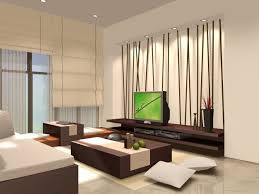 Oriental Bedroom Wallpaper White Wardrobe Combines Purple Flower - Beige and black bedroom