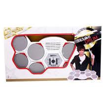 <b>Музыкальный инструмент Potex Барабанная</b> установка Lumi Drum