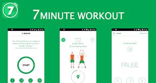 7 minutes workout app