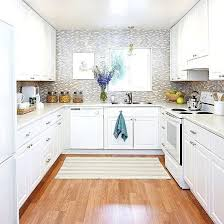 painted kitchen cabinets with white appliances. 40 Painted Kitchen Cabinets With White Appliances For Design