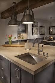Industrial style kitchen lighting Farmhouse Kitchen Industrialelements Pinterest How To Add Industrial Elements To Your Decor Industrial Decor