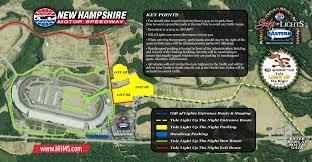 New Hampshire Speedway Holiday Lights Yule Light Up The Night Millenniumrunning Com