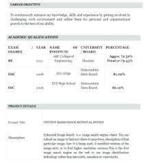 Sample Resume For Freshers Hr Resume Sample Resume For B Pharmacy