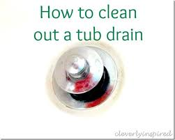 how to remove a tub drain cleverlyinspired 1