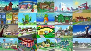 Cartoon Houses Quiz By Samlogan1
