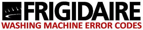 frigidaire logo history. frigidaire washing machine error codes logo history