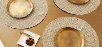interior placemats for round tables nice table brings