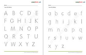 Awesome Letter Tracing Worksheet Kindergarten Worksheets For Free ...