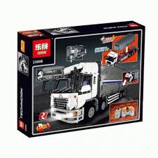 Купить <b>конструктор LEPIN 23008</b> Wing Body Truck аналог лего в ...