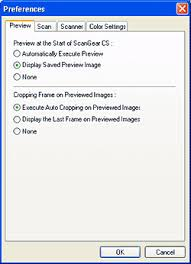 On windows x64, you need to use vuescan x64 to use this scanner's transparency adapter. Canon Knowledge Base Scangear Preferences Preview Tab Canoscan 4200f
