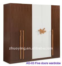 bedroom wooden almirah designs, cheap modern pvc/melamine/MDF cabinet  wardrobe, walk