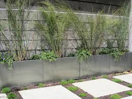 Big Concrete Planters Hiding That Bh Of A Retaining Wall Courtney Out Loud