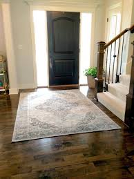 foyer rugs and runners awesome machine washable rugs and runners runner foyer targ