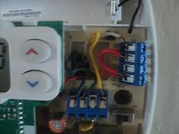 how to install a thermostat for split air conditioning system common wire hooked up in thermostat
