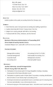 Ernst And Young Resume Sample