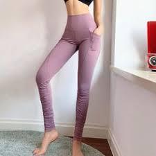 <b>Colorvalue</b> Super Soft Hip Up Yoga Fitness Pants Women 4-Way ...
