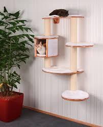 wall mounted cat furniture. Wall Mounted Kerbl Dolomit Pro Cat Tree Furniture