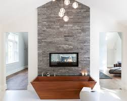 norwell residence transitional bathroom