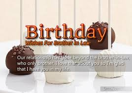 Birthday Wishes For Brother In Law - Birthday Sms via Relatably.com