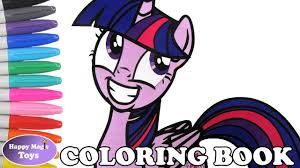 Small Picture My Little Pony Coloring Book Midnight Sparkle Evil Twilight