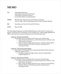 Sample Memo Format Documents In Word Within Advisory Sample Memo ...