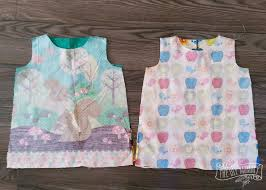 Free Baby Dress Patterns Magnificent How To Sew A Reversible Baby Jumper With A Free Pattern The DIY