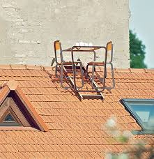 rooftop furniture. Adventurous Rooftop Furniture