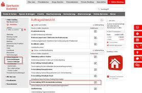 Registrierung online banking sparkasse