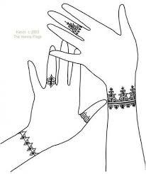 Mahirimah A Orientální Tanec Fotoalbum Tetování Hennou Vzory