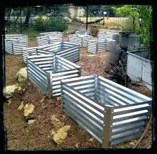 galvanized raised bed corrugated raised garden bed galvanized raised garden beds galvanized garden beds full image galvanized raised bed