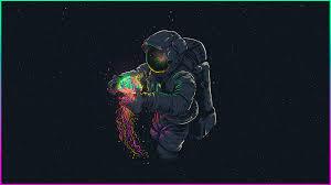 Astronaut [2560 x 1440] : wallpaper