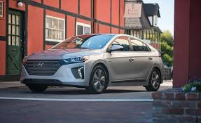 2018 hyundai plug in. Brilliant Hyundai The 2018 Hyundai Ioniq Plugin Hybrid Was Fully Charged And Eco Mode  Selected Pulling Out Onto A Busy Boulevard We Suppressed The Urge To Floor  In Hyundai Plug In