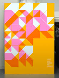 2 Color Poster Design Panopticon 2 Color Silk Screen Poster Design By Muirmcneil