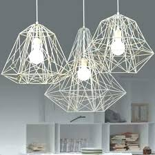 cage pendant lighting gold cage pendant light modern minimalist black white silver gold wrought iron cage