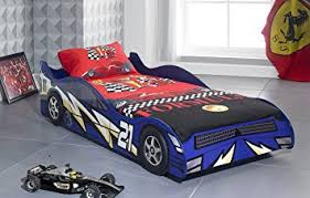 cool kids car beds. Perfect Car No 21 Blue Childrens Car Beds Boys Racing Kids Bed Frame By  Majestic Furnishings And Cool T